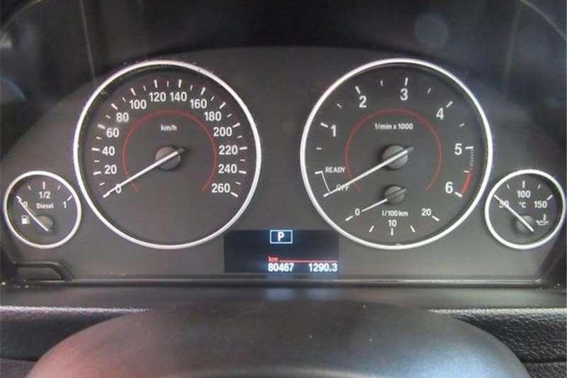 BMW 3 Series 320d Auto 2013