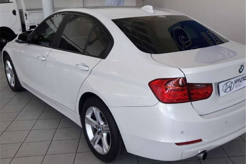 BMW 3 Series 320d auto 2016