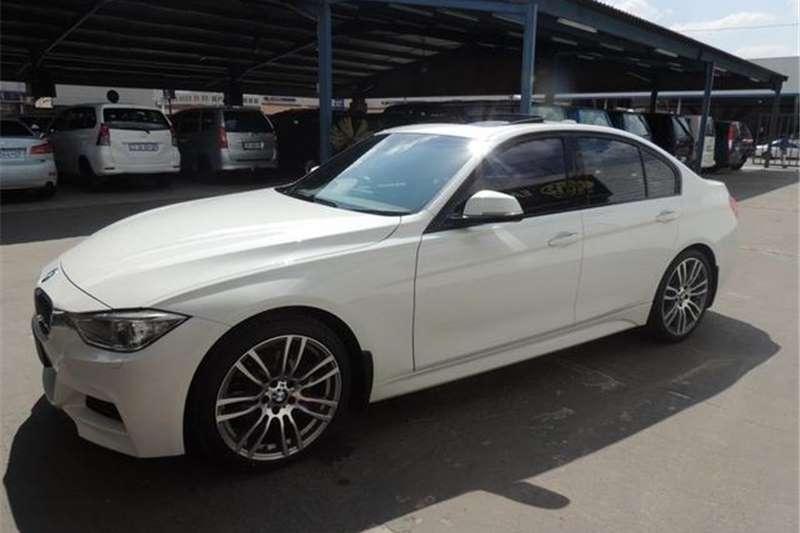 BMW 3 Series 320d GT M Sport auto 2013