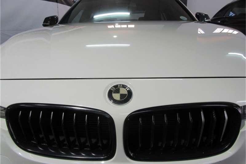 BMW 3 Series 320D M PERFORMANCE ED A/T (F30) 2013