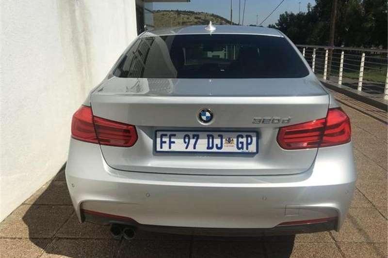 BMW 3 Series 320d M Sport Auto 2016