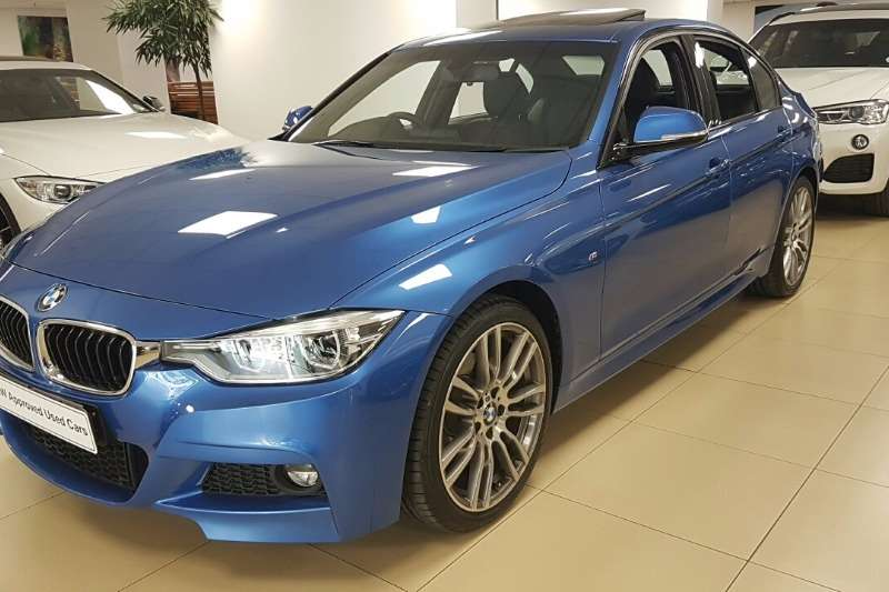 2017 Bmw 3 Series 320d M Sport Auto Sedan Diesel Rwd Automatic Cars For Sale In Gauteng