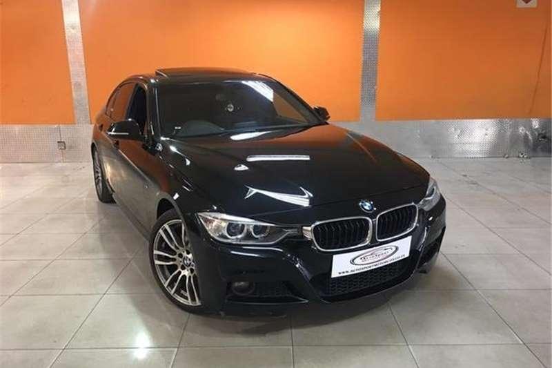 BMW 3 Series 320d M Sport sports-auto 2014