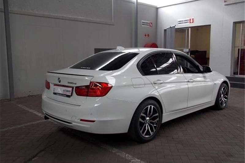 BMW 3 Series 320d Sport 2015