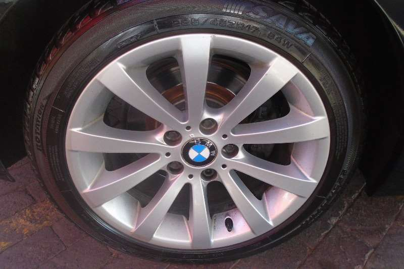 BMW 3 Series 320d steptronic 2011