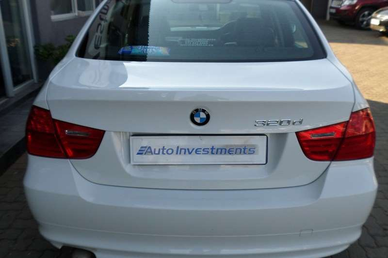 BMW 3 Series 320d steptronic 2011