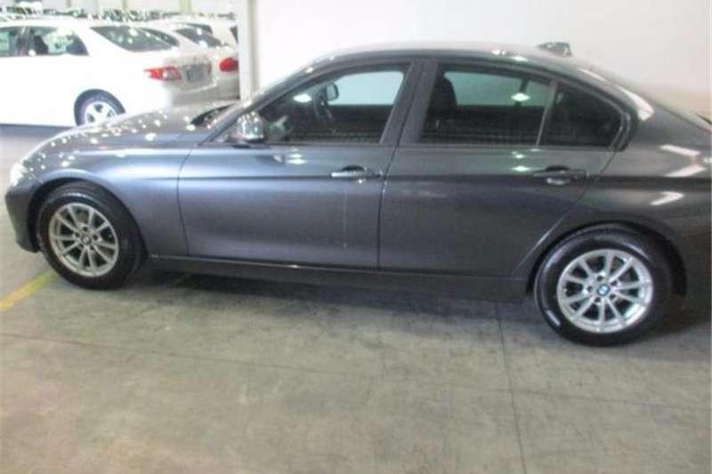 BMW 3 Series 320d steptronic 2012