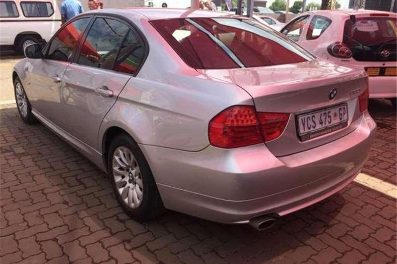 BMW 3 Series 320i auto 2009
