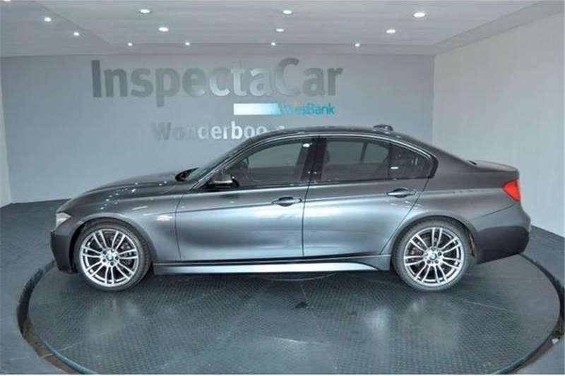 BMW 3 Series 320i auto 2013