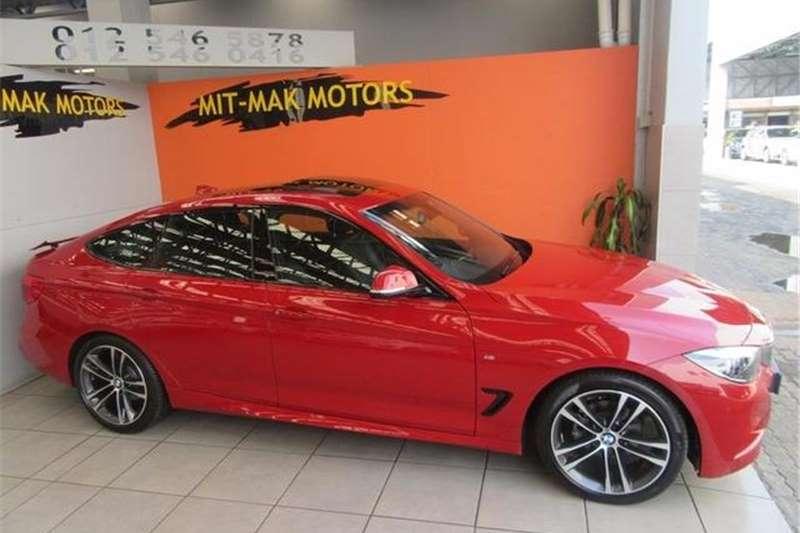 BMW 3 Series 320i GT M Sport Auto 2016