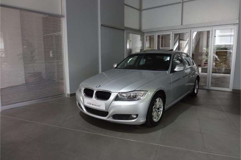 BMW 3 Series 320i Individual steptronic 2011