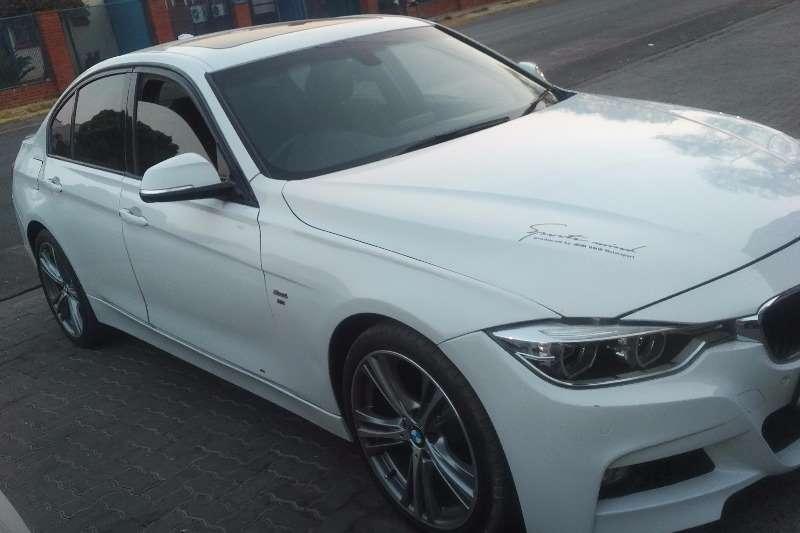BMW 3 Series 320i Luxury Line auto 2016