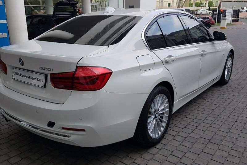 BMW 3 Series 320i Luxury Line Auto 2017