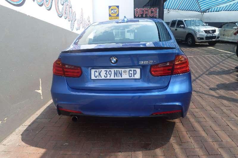 BMW 3 Series 320i M Performance Edition auto 2013