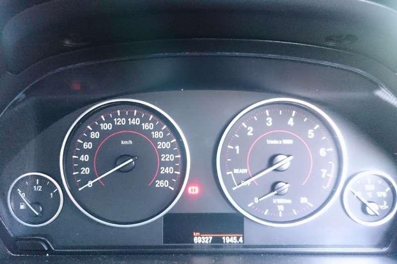 BMW 3 Series 320i M Sport auto 2015