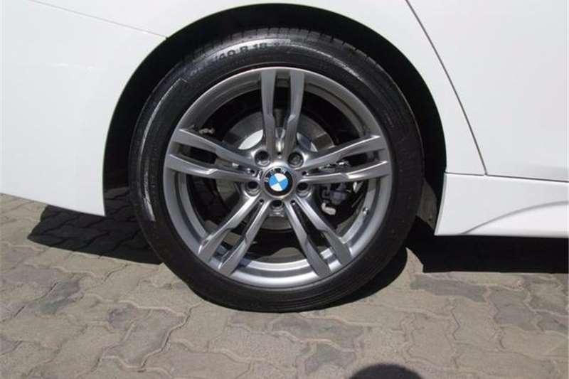 BMW 3 Series 320i M Sport Sports Auto 2017