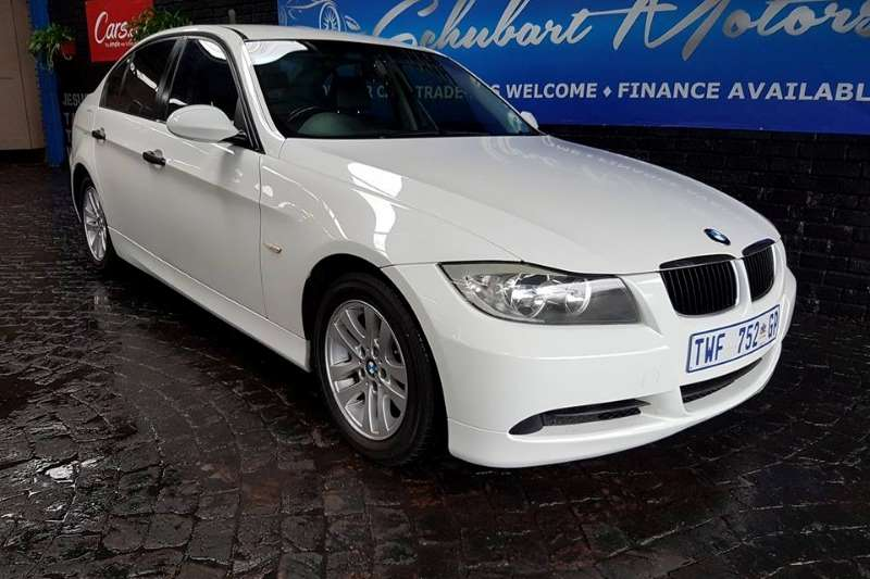 BMW 3 Series 320i Start steptronic 2006