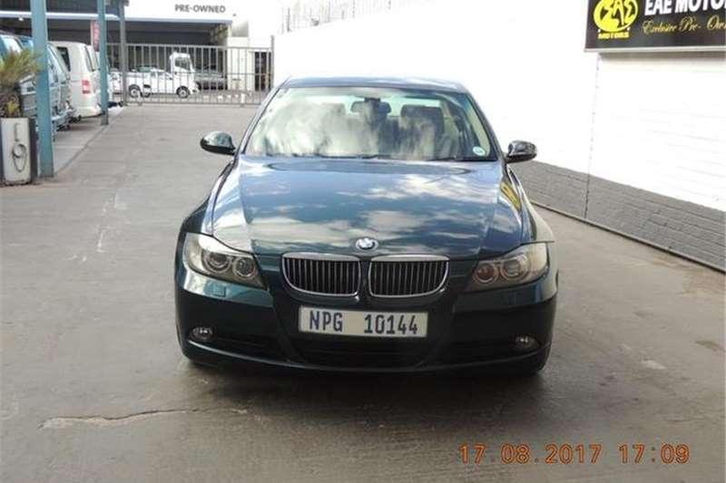 BMW 3 Series 323i 2006