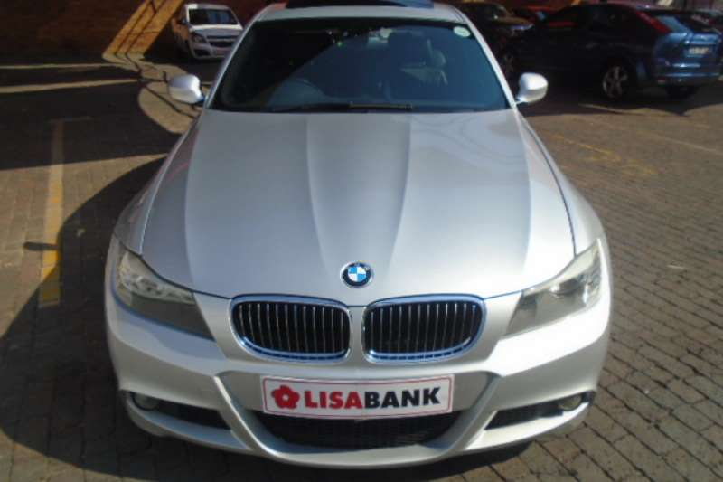 BMW 3 Series 325i steptronic 2010