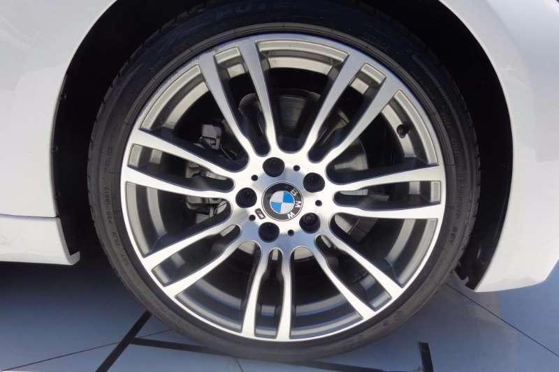 BMW 3 Series 328i auto m sport 2015