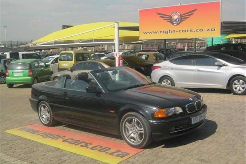 BMW 3 Series 330i Ci 2002