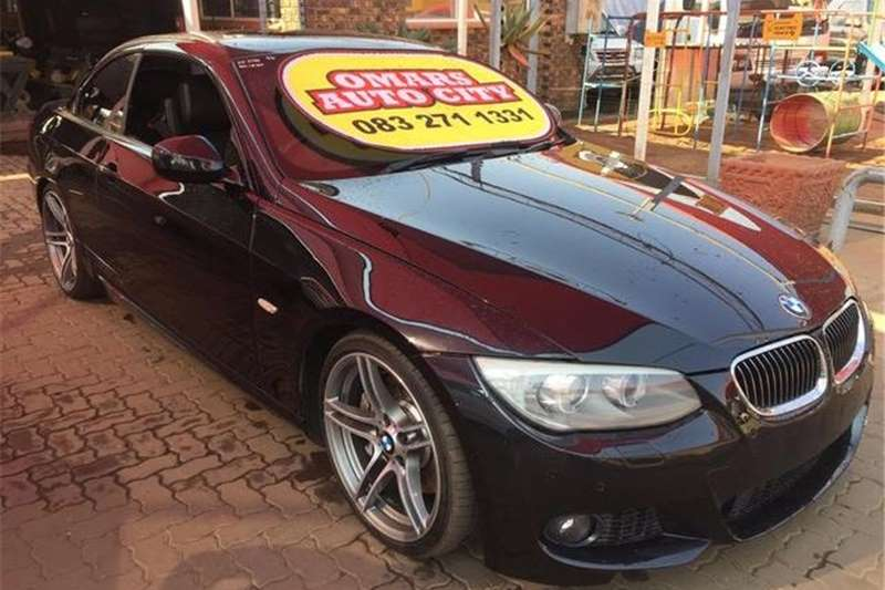 BMW 3 Series 335i convertible M Sport auto 2012