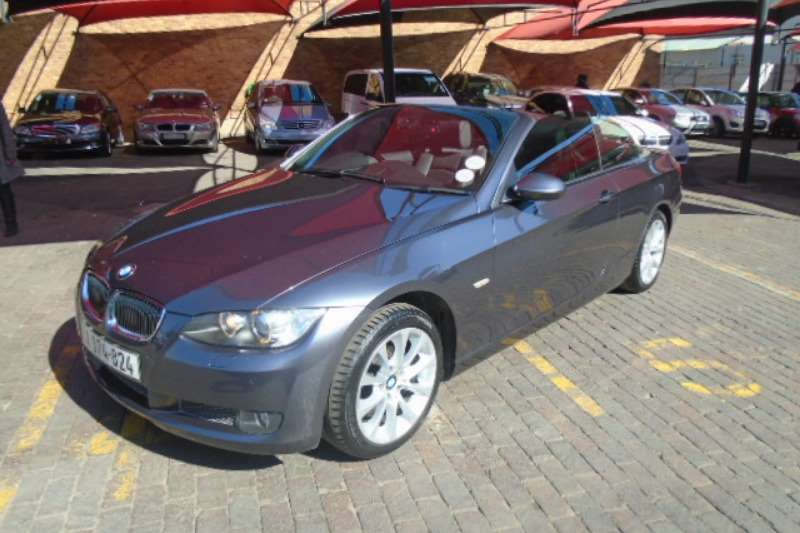 2008 bmw 3 series 335i convertible steptronic convertible rwd cars for sale in gauteng r. Black Bedroom Furniture Sets. Home Design Ideas