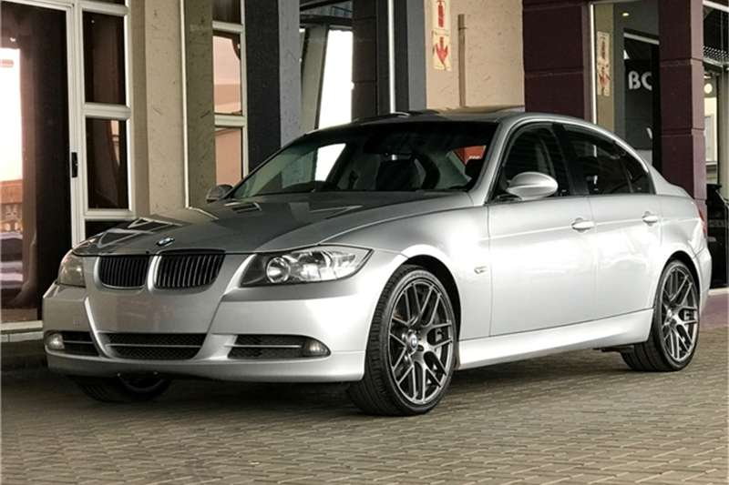 BMW 3 Series 335i M Sport steptronic 2008