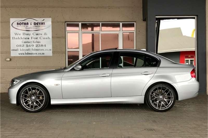 BMW 3 Series 335i M Sport steptronic 2008