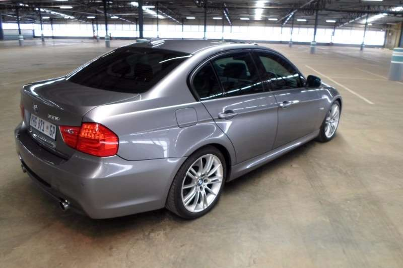BMW 3 Series 335i M Sport steptronic 2009
