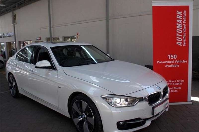 BMW 3 Series ActiveHybrid 3 Sport 2014