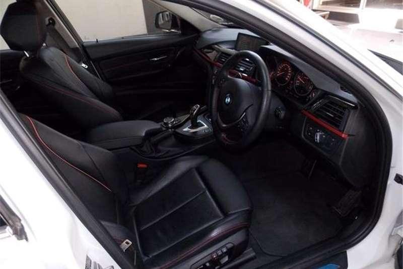 BMW 3 Series ActiveHybrid 3 Sport 2014
