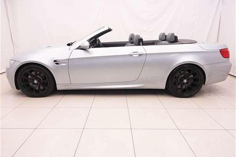 BMW 3 Series M3 convertible auto 2010
