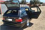 BMW 3 Series Touring 2001