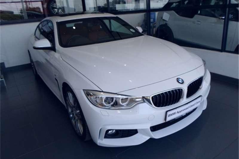 BMW 4 Series 420d coupe auto 2017