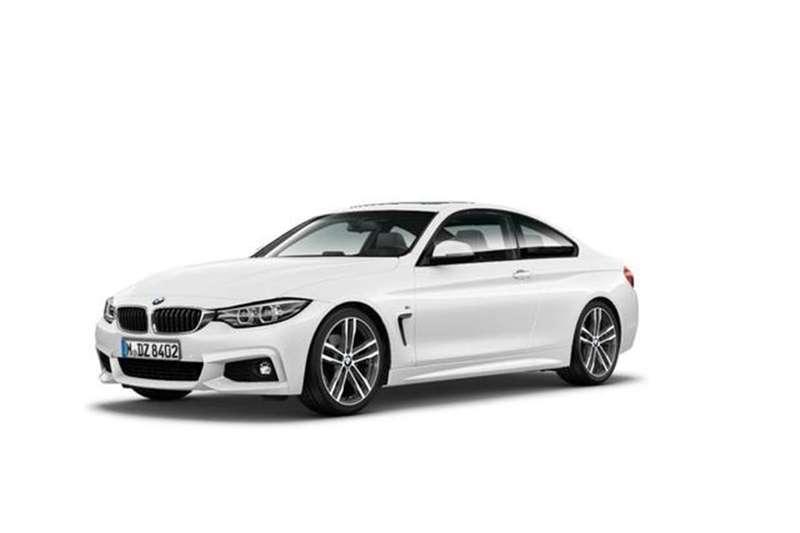BMW 4 Series 420d Coupe M Sport Auto 2018