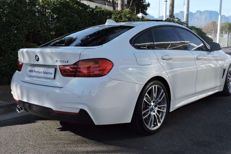2016 bmw 4 series 420d gran coupe m sport fastback diesel rwd manual cars for sale in. Black Bedroom Furniture Sets. Home Design Ideas