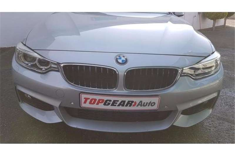 BMW 4 Series 420d Gran Coupe M Sport Auto 2015
