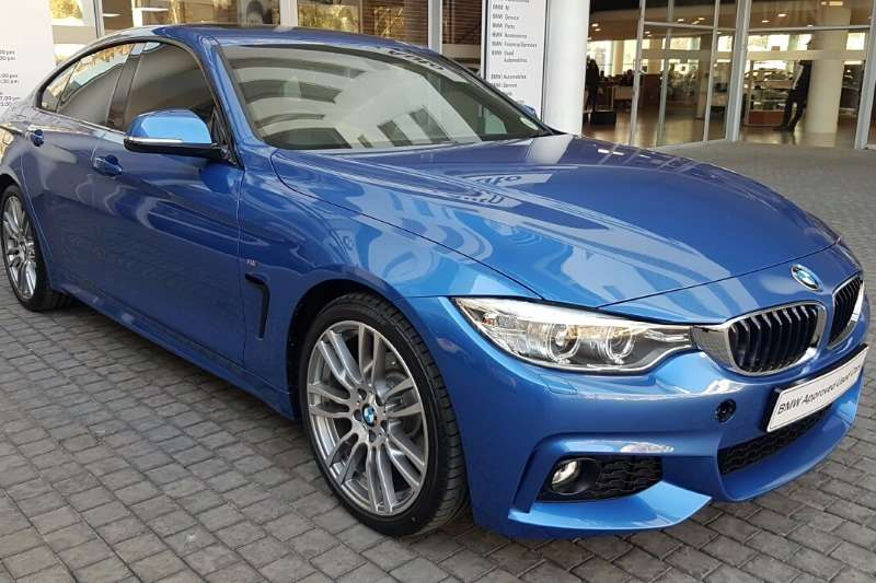 2017 BMW 4 Series 420d Gran Coupe M Sport auto Fastback ...