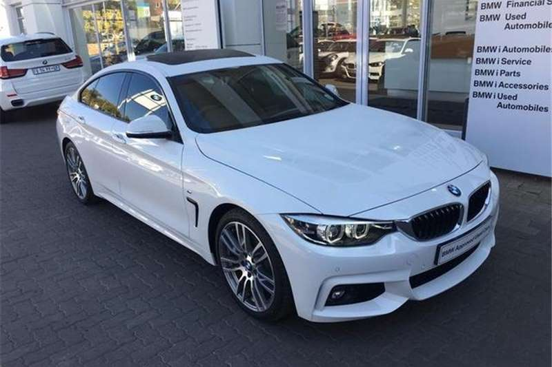 2017 BMW 4 Series 420d Gran Coupe M Sport Auto Cars for ...