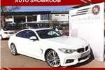 BMW 4 Series 420i coupe M Sport auto 2014
