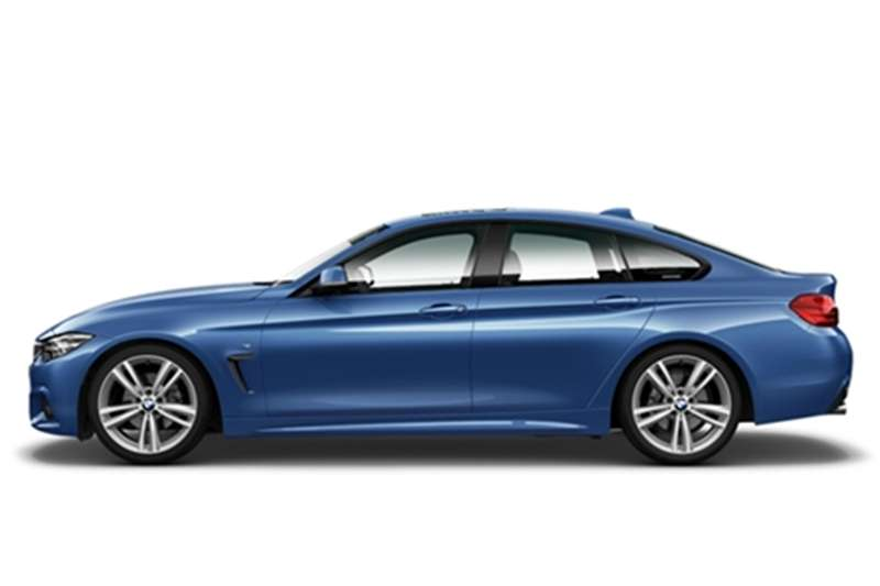 BMW 4 Series 420i Gran Coupe M Sport 2014