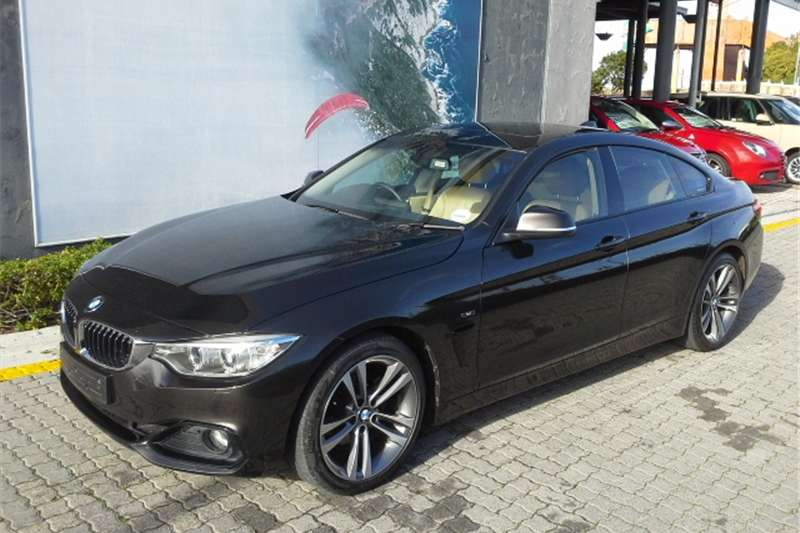 BMW 4 Series 420i Gran Coupe Sport auto 2015