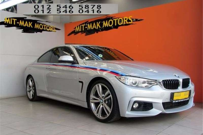 BMW 4 Series 428i coupe auto 2013