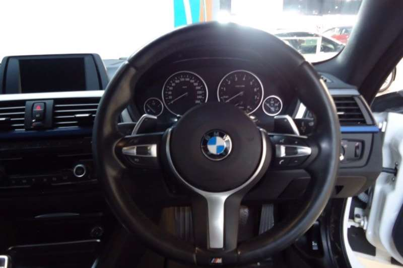 BMW 4 Series 428i coupe M Sport 2014