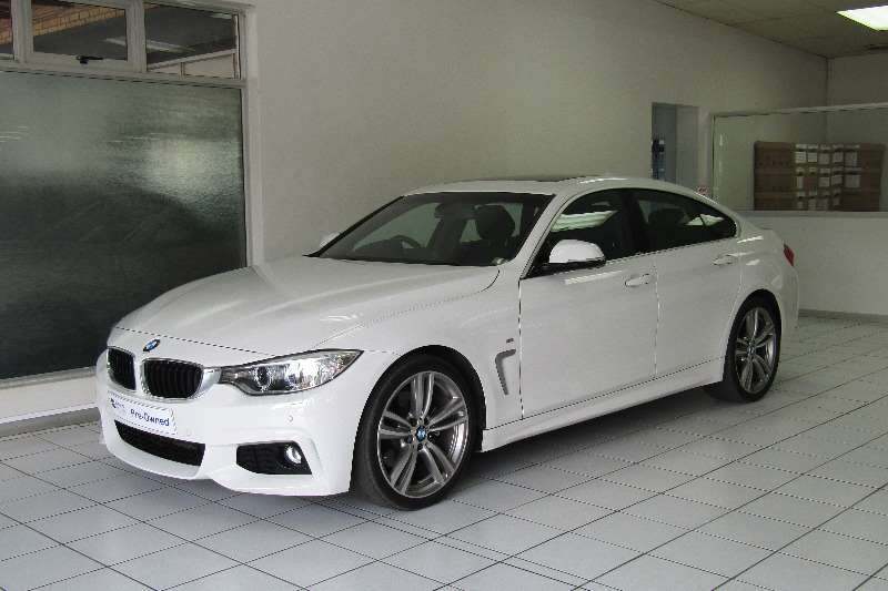 BMW 4 Series 428i Gran Coupe M Sport 2016