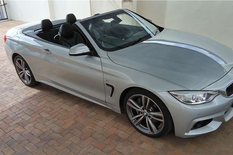 BMW Series I Convertible M Sport Convertible Petrol - Bmw 4 series 435i m sport