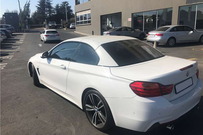 BMW Series I Convertible M Sport Convertible Petrol - Bmw 435i convertible m sport