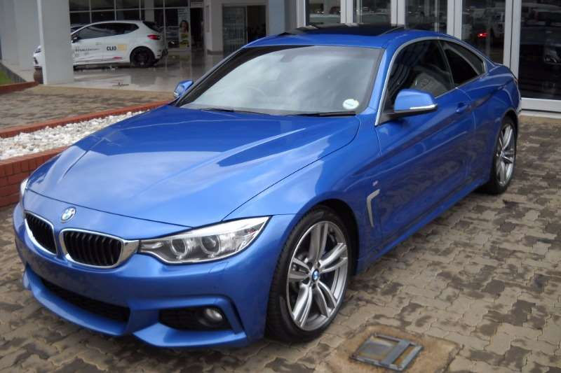 2014 bmw 4 series 435i coupe m sport coupe petrol rwd automatic cars for sale in gauteng. Black Bedroom Furniture Sets. Home Design Ideas