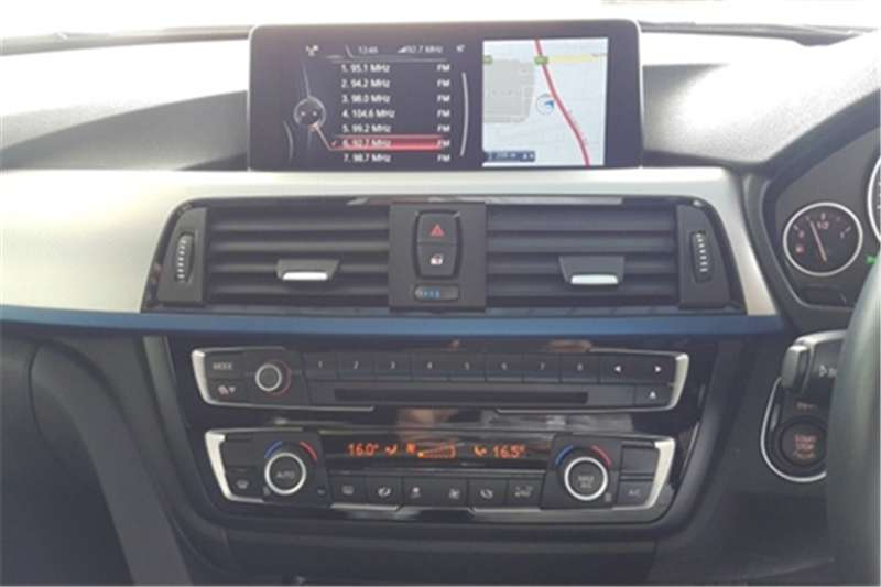 BMW 4 Series 435i coupe M Sport 2014